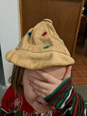 Vintage Tippy Topps Hat For Kid