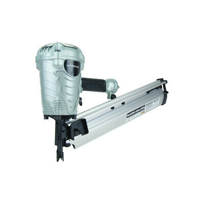 Metabo HPT 2 in. to 3-1/2 in. Plastic Collated Framing Nailer NR90AES1 New
