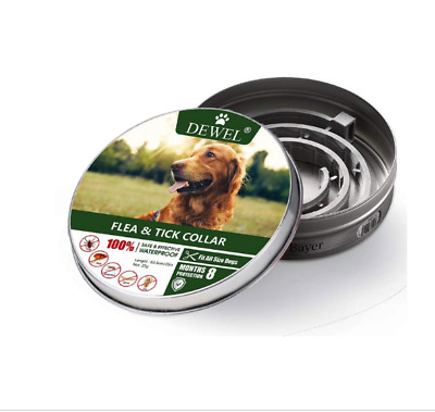 DEWEL™ PRO GUARD FLEA AND TICK COLLAR FOR DOGS - Free Shipping And Fast