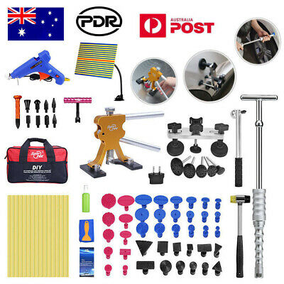 95x PDR Paintless Hail Removal Line Board Dent Lifter Pulling Dent Repair Tools