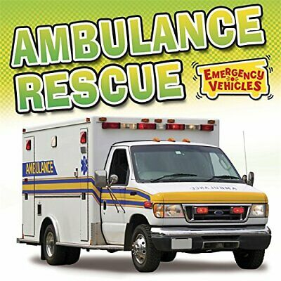 Ambulance Rescue (Emergency Vehicles) by Chancellor, Deborah Book The Cheap Fast