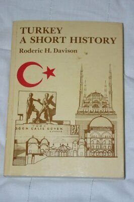 Turkey: A Short History by Davison, Roderic H. Paperback Book The Cheap Fast