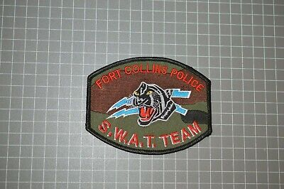 CAMO PATCH SWAT SRT Anoka county Sheriff State Minnesota MN shoulder