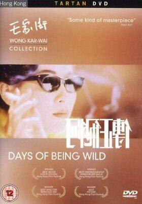 Days Of Being Wild [DVD] [1990] -  CD 7IVG The Fast Free Shipping