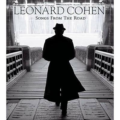 Songs from the Road (CD + DVD) Leonard Cohen Audio CD