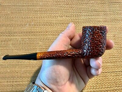 New! Cp Silverhook Pipe, Canadian Shaped Pipe, Hand Made In Italy!