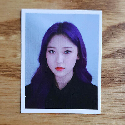 Choerry Loonaverse Concert Official MD Loona ID Photocard Monthly Girl Kpop