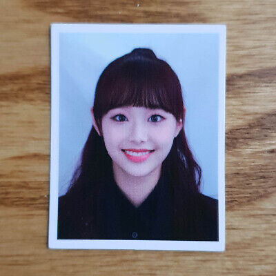 Chuu Loonaverse Concert Official MD Loona ID Photocard Monthly Girl Kpop
