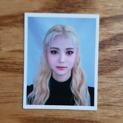 Jinsoul Loonaverse Concert Official MD Loona ID Photocard Monthly Girl Kpop