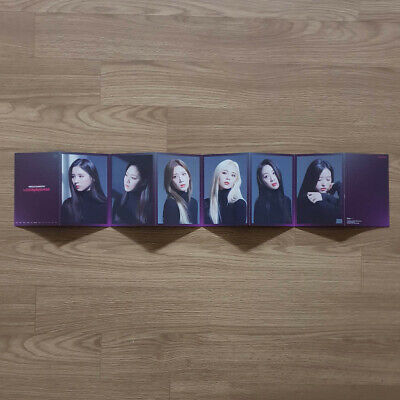 Loona Photo Set 6 Members Loonaverse Concert Official MD Monthly Girl Kpop