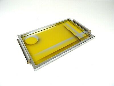 Rare Avantgarde German Bauhaus Suprematism Tray Art Deco 1925
