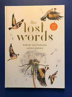 THE LOST WORLDS - Robert Macfarlane & Jackie Morris - SIGNED BY BOTH - NEAR MINT