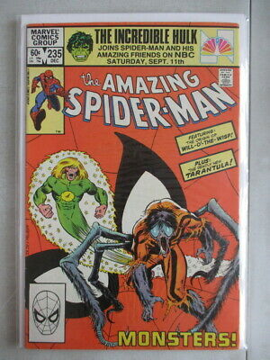 Amazing Spider-Man Vol. 1 (1963-2014) #235 FN+