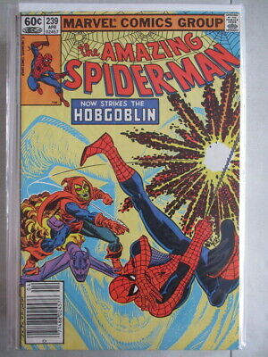 Amazing Spider-Man Vol. 1 (1963-2014) #239 FN- 2nd Hobgoblin