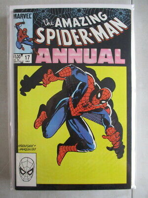 Amazing Spider-Man Vol. 1 (1963-2014) Ann. #17 VF+