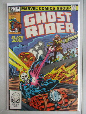 Ghost Rider Vol. 1 (1973-1983) #60 FN/VF UK Price Variant