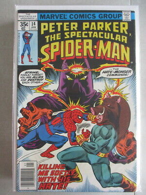 Spectacular Spider-Man Vol. 1 (1976-1998) #14 VF+