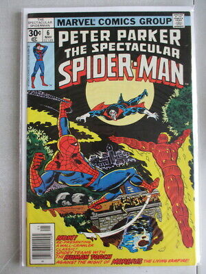 Spectacular Spider-Man Vol. 1 (1976-1998) #6 VF-
