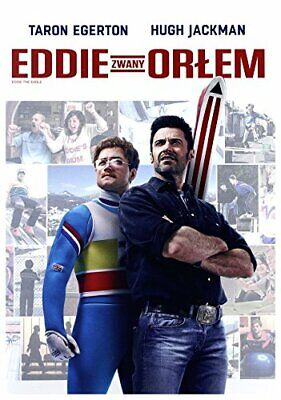 Eddie the Eagle [DVD] [Region 2] (English audio) - DVD  G2VG The Cheap Fast Free
