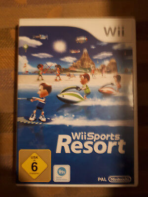 Wii Sports Resort  Nintendo Wii