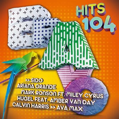 BRAVO HITS 104 CD SAMPLER BrandNeu 2 CD OVP