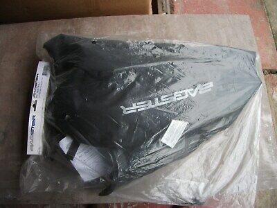 New Scooter Apron Bagster 5928Tbsl1 Black One Size Granturasmo