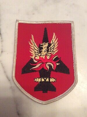 F-4 Phantom II Patch unknown  Country and unit