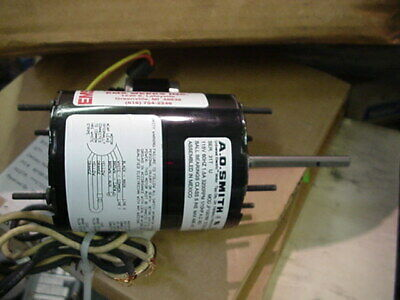 New AO Smith 991 1/10hp 3200rpm draft inducer motor Reznor D405 JF1G076