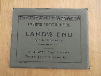 Permanent Photographic Views of Land's End and Neighbourhood (20 Views)