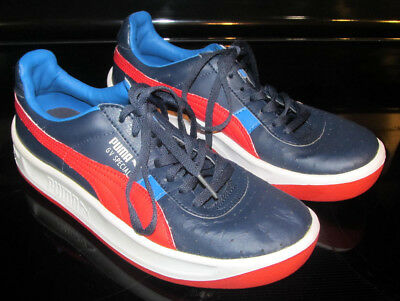 32fafc01a925 Men s Puma GV Special Sport Lifestyle US 6 1 2 Size 6.5 Red White Sky