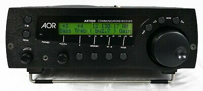 AOR AR7030 SHORTWAVE Radio AM SSB CW Receiver **BHI NOISE REDUCTION & 6  FILTERS