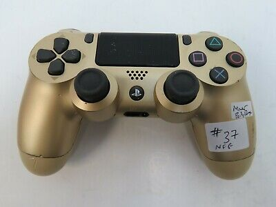 Sony PlayStation 4 Dualshock 4 PS4 Wireless Controller Gold (#37)