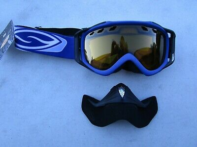 SMITH goggles SNOW Fuel v.2 v2 Sweat X dual pane yellow lens