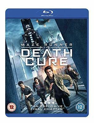 Maze Runner - The Death Cure [Blu-ray + Digital Download] [2018] - DVD  B6VG The