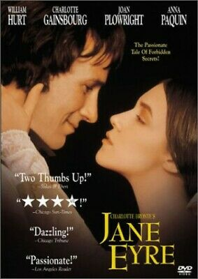 Jane Eyre [DVD] [1996] [Region 1] [US Import] [NTSC] -  CD 2FVG The Fast Free