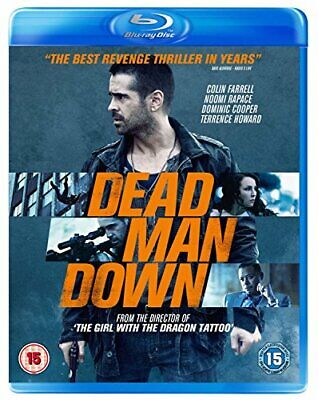 Dead Man Down [Blu-ray] -  CD 10LN The Fast Free Shipping