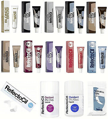 Refectocil Tint/Oxidant/Papers *Tint $11.99-14.71 *Free Express Post Orders $50+
