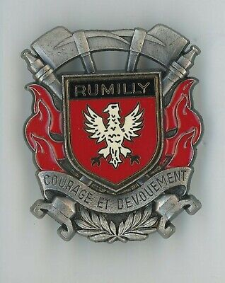Sapeur Pompier RUMILLY