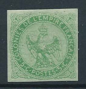 [120700] French Colonies 1859-65 good stamp very fine MH $35