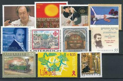[121872] Austria good lot of stamps very fine MNH