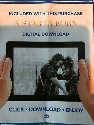 Star Is Born 2018             Hd Code  Uv Ultraviolet Code Only