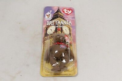 TY Britannia The Bear Ronald McDonalds Charities in Package