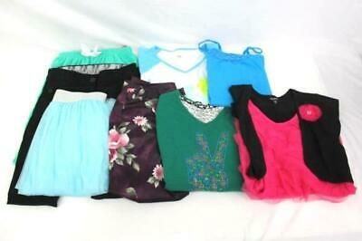 8 Piece Lot Girls Clothing Fall Winter Wardrobe Clothes Size XL-XXL