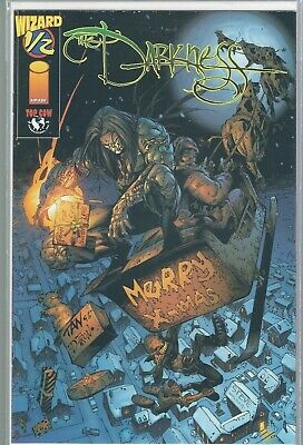 THE DARKNESS #1/2 (Wizard promo) 1996 VF