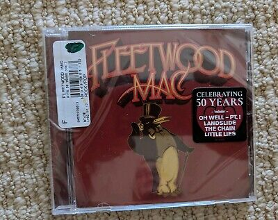 New Sealed Fleetwood Mac 50 Years Don't Stop Greatest Hits Cd + Free Shipping