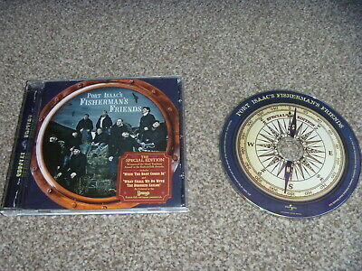 Port Isaac's Fishermans Friends- CD -Sea Shanties-Special Edition-Bonus Tracks