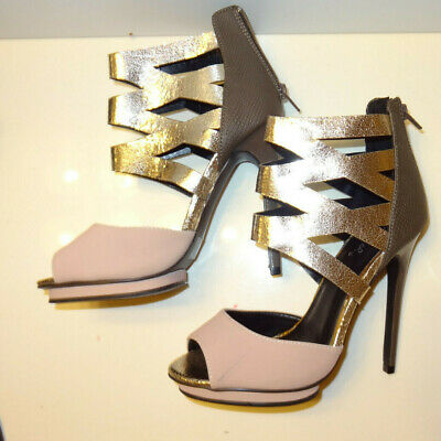 c6442a5dfb5 QUPID NEON YELLOW Stiletto High Heels Size 8 - $18.99 | PicClick