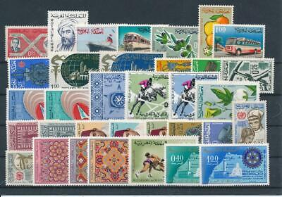 [G100138] Morocco good Lot very fine MNH Stamps