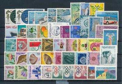 [G43187] Morocco Good lot Very Fine MNH stamps