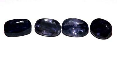 10.50 cts Iolite 100% Natural Untreated Gemstone Lot #fiol52